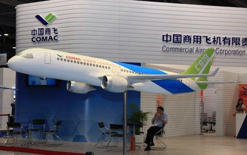 我国国产C919大客机订单总数现已到达330架