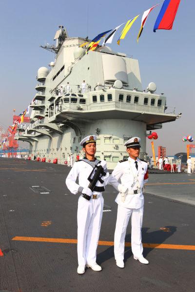 航空母舰是大国的标志 有必要靠综合国力来支撑