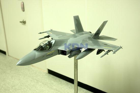 韩国第五代战机项目或许被逼停滞 只因找不到合作伙伴