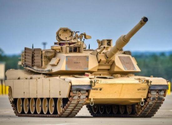 美国将出具资3.95亿美元晋级M1A2SEP主战坦克