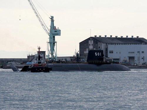 """澳大利亚可能从日本引入12艘""""苍龙""""级惯例动力潜艇"""