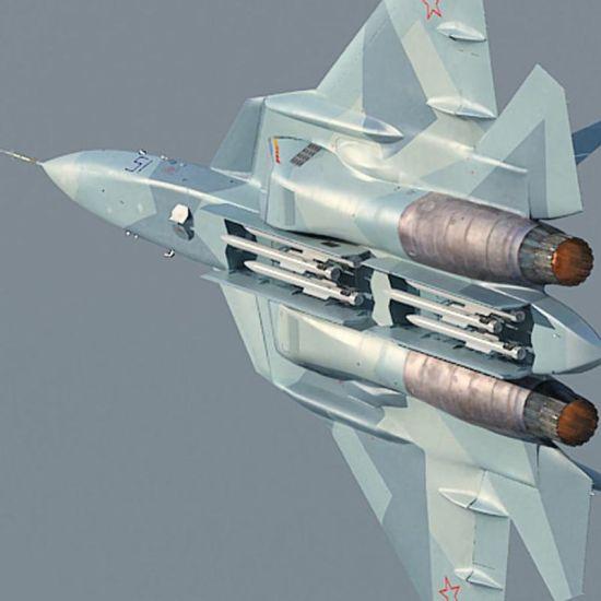 俄罗斯第五代战斗机T50类型将在2016年进入空军