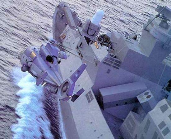 萨尔5护卫舰 以色列将为其装备轻型相控阵雷达
