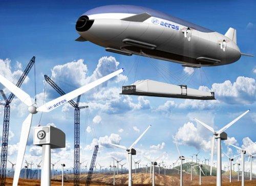 美国现已开端研发巨型飞艇 其载重量远超大型运输机