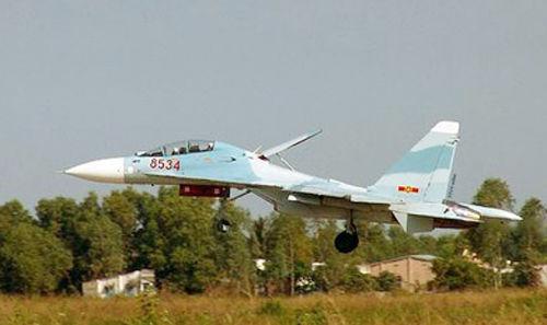 越南空军继续强大 其把中国空军当作要点假想敌