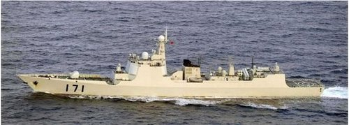 我国军舰驶过冲绳 日本警戒并正在准备日本与美国夺岛演习