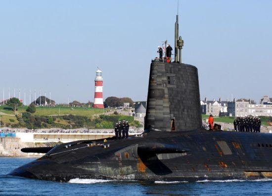 英国巴布科克公司为未来核潜艇研制战术兵器运送与发射体系