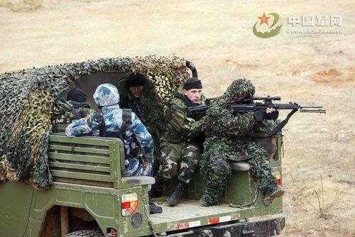联合空降兵反恐练习 我国同白俄罗斯两国近期军事上进行协作