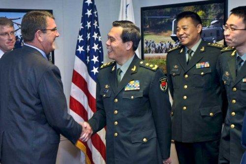 加强亚太互动 我国同意在中美第13轮防务商量中达到的协议