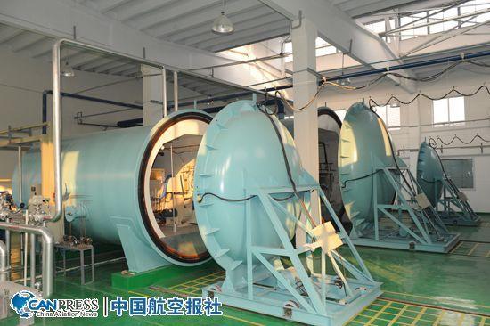 蒸腾循环制冷系统 我国首个直升机实验渠道