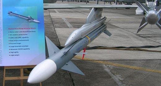 印度方案购买以色列防空导弹 并与其参议MRSAM项目