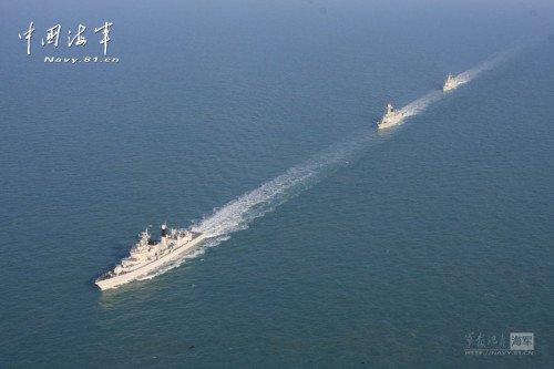 柴电惯例动力潜艇 我国054A舰足以抵挡这种配备