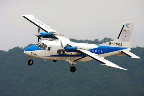 """我国""""运12""""飞机出售好 2013年产量将翻一番"""