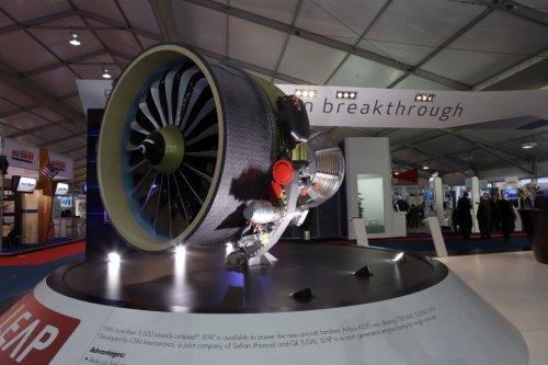 C919大型客机 我国国产发动机将在本年9月份进行整机测验