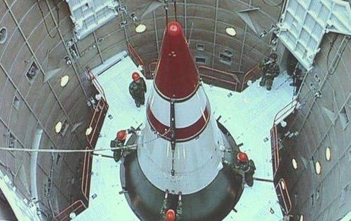 核弹头,我国将在2030年前其数量与美国、俄罗斯适当