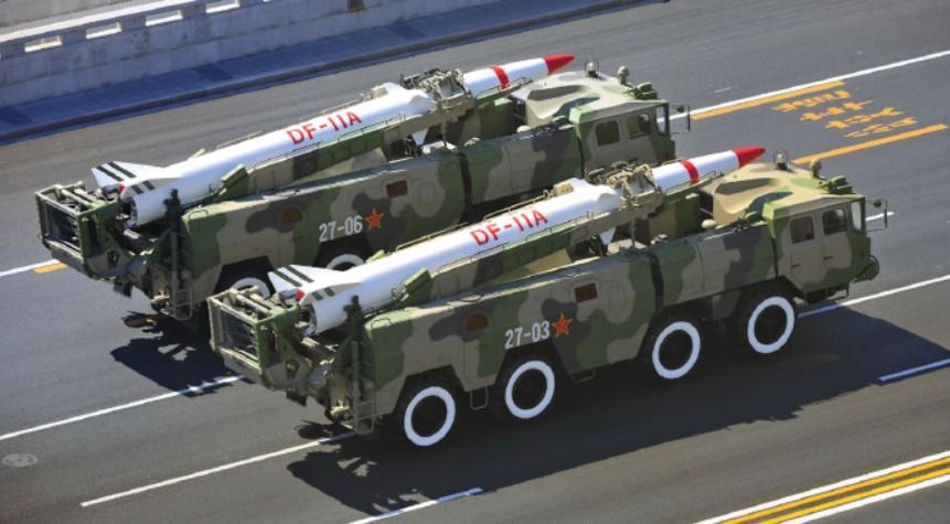 战术地对地导弹被曝光,我国国产导弹成亮点