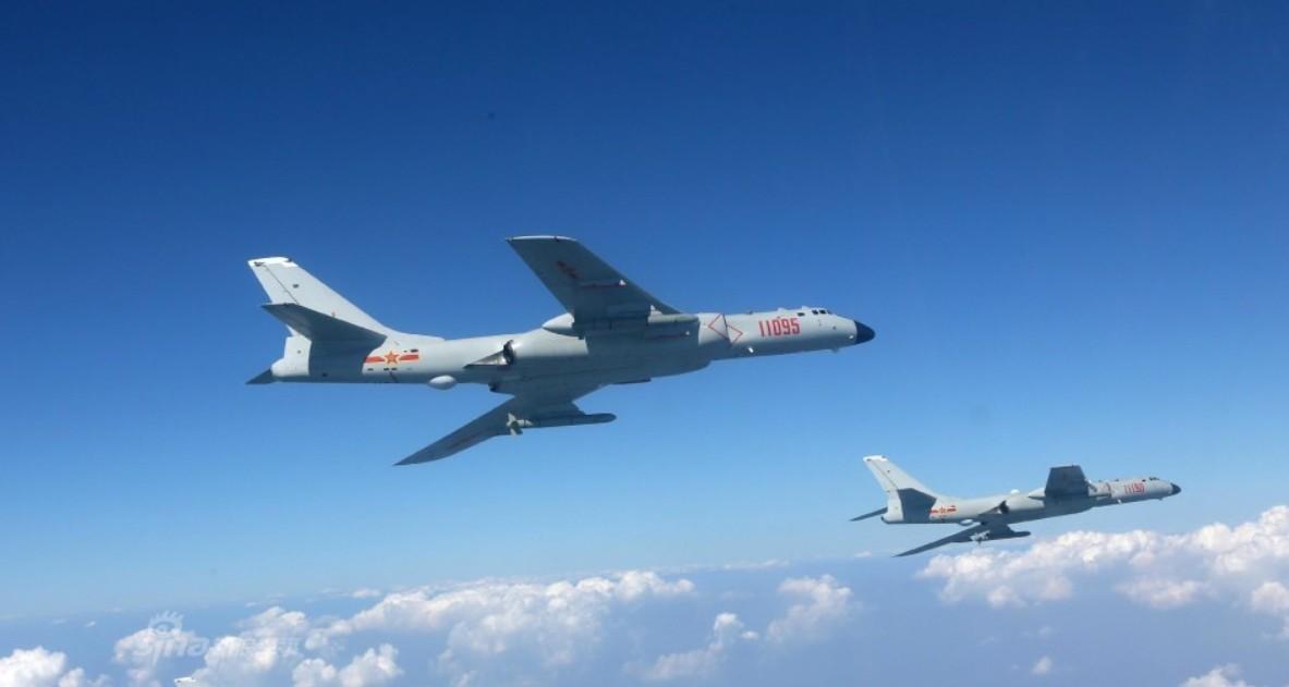 """魔法改装""""轰6K""""长途隐形轰炸机,我国大型长途喷气反潜机渠道"""