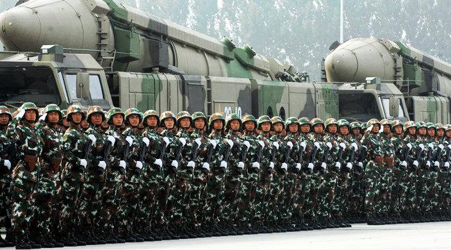军备竞赛!美国署导弹防护体系是对自己的不自傲,仍是太自傲?