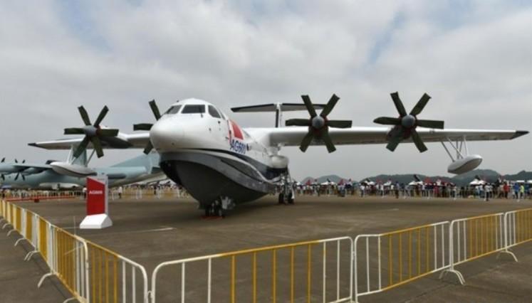 国际最大两栖国产飞机(AG600)露脸珠海航展,运20正式执役中国空军