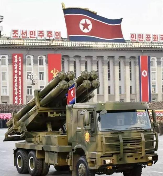 韩国内政不稳、朝鲜核秀肌肉,朝鲜长途火箭炮秒杀韩国首都几率有多大?