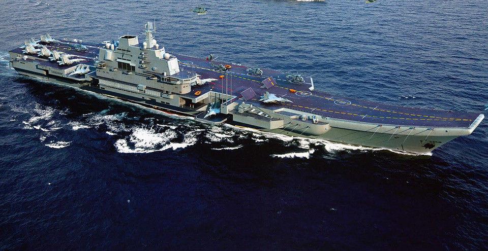 美媒称我国航母弹射器发展太快,我国国产航母会否加上航母弹射器?