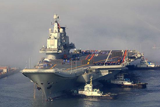 我国航母舰载固定翼预警机是真的吗?滑越甲板能否支撑舰载预警机?