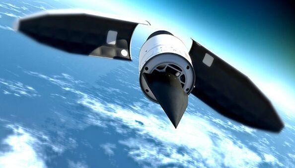 外国媒体称我国在研发的高超音速兵器可打破美一切防护体系