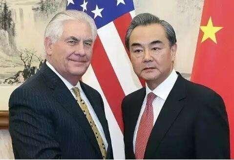 """中美之间就朝核问题平缓调门,中韩""""萨德""""问题之字未提"""
