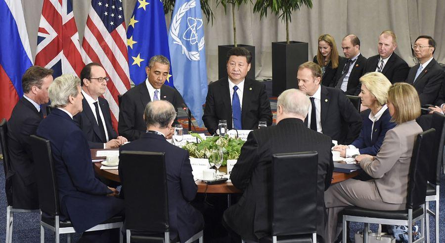 伊朗核问题的后续,伊将将与我国签署重水反应堆改造协议