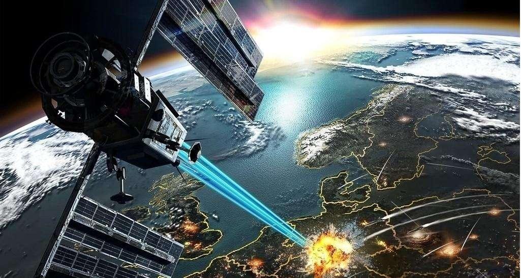 """美国自嘲""""我国在应战美国在太空的优势,由于我国有了反卫星兵器"""""""