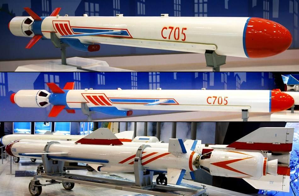 美国看着我国的兵力一天天的增大,已命令一起研制多款反舰导弹