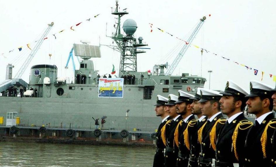 我国与伊朗在霍尔木兹海峡举办军事演习,美国出来横加干涉