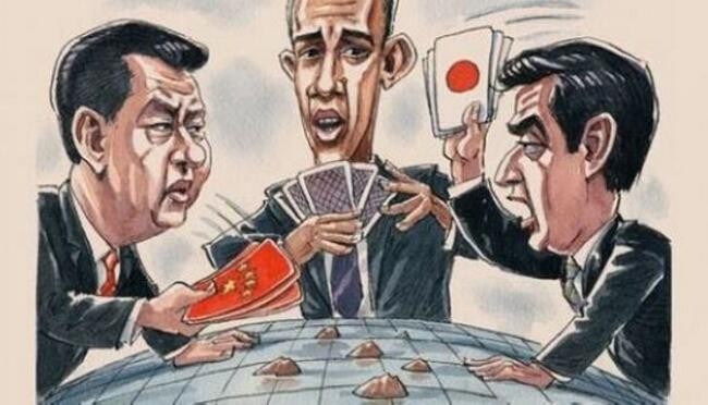 """日本要进""""一带一路""""为啥?是美国让日本探路,仍是要在里边搅局?"""