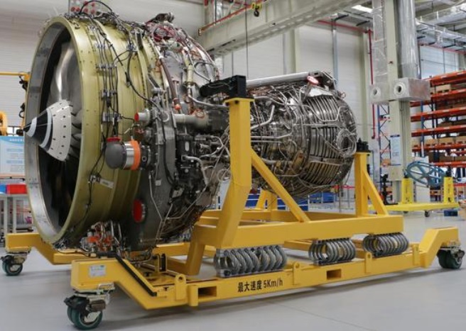 大型客机发动机验证机(CJ