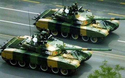 美国媒体比照我国、美国、俄罗斯的主战坦克优势,我国99式坦克成要点