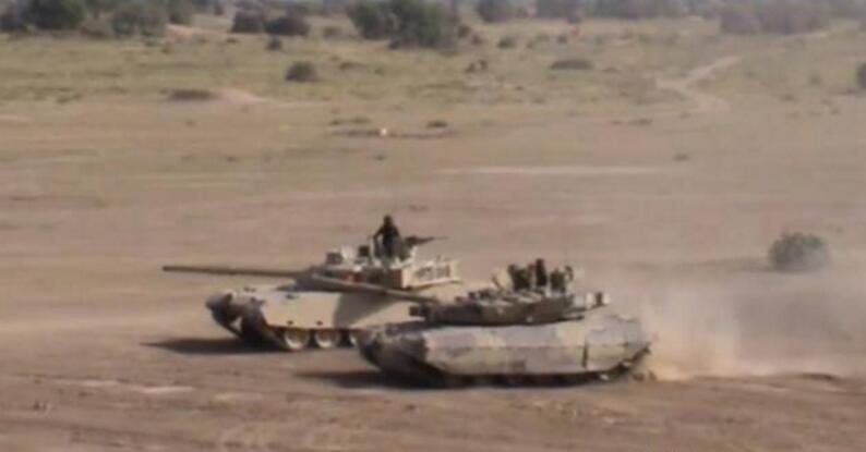 谁最快?中国VT4主战坦克与乌克兰T