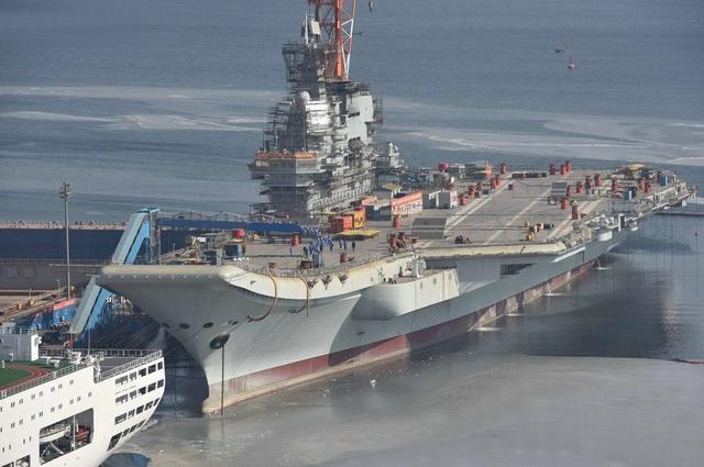 我国在海上军事力量有多强?我国003型航空母舰将搭载四十架战机